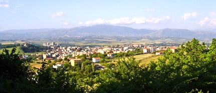 Colleferro - Panorama